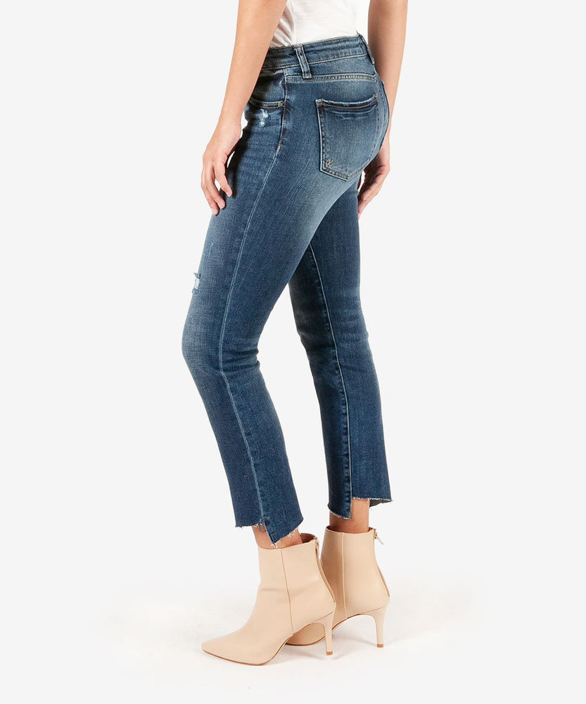 Reese Ankle Straight Leg (Urgent Wash)