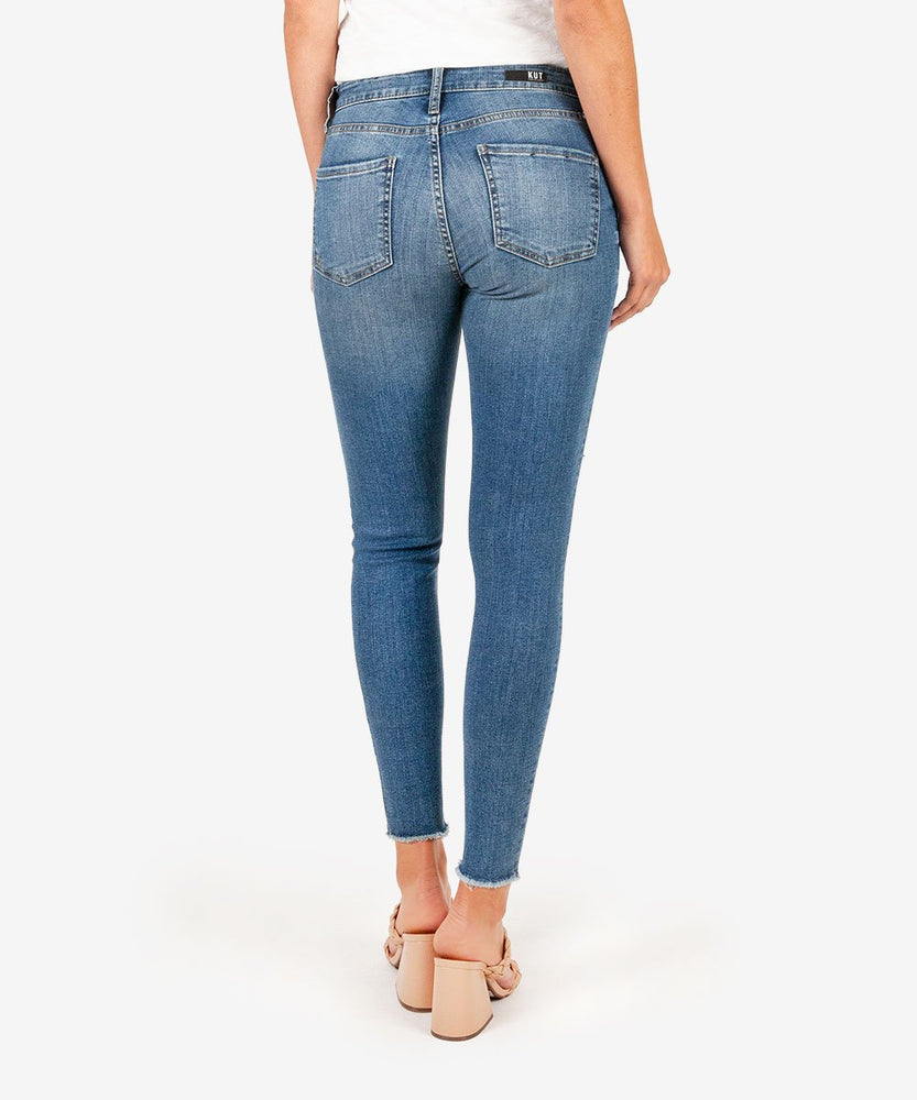 Connie High Rise Ankle Skinny (Demand Wash)-Kut from the Kloth