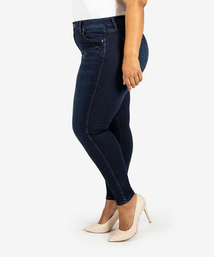 Mia Fab Ab Slim Fit Skinny, Plus (Uncover Wash)-New-Kut from the Kloth