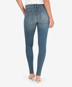 Mia Fab Ab Slim Fit Skinny (Other Wash)-New-Kut from the Kloth