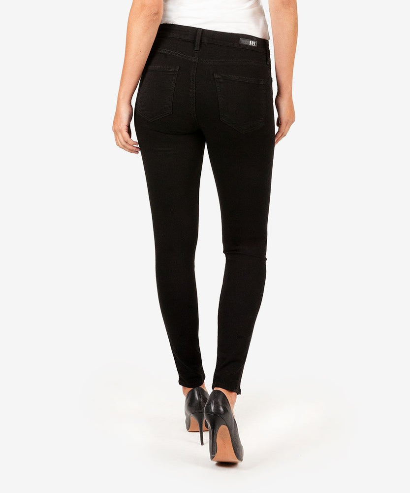 Mia Fab Ab Slim Fit Skinny, Exclusive (Black)-Kut from the Kloth