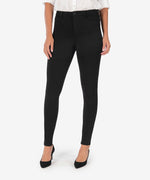Mia Fab Ab High Rise Slim Fit Skinny (Black) Main Image