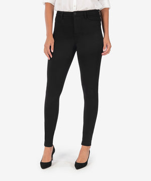 Mia Fab Ab High Rise Slim Fit Skinny (Black)-New-Kut from the Kloth