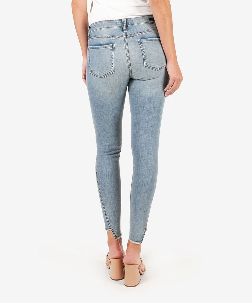 Connie Slim Fit Ankle Skinny (Beautify Wash)