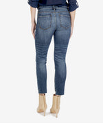 Reese Ankle Straight Leg, Petite (Glory Wash) Hover Image