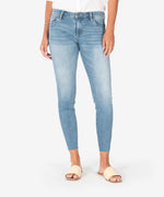 Connie Slim Fit Crop Skinny (Adapt Wash) Main Image