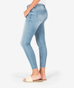 Connie Slim Fit Crop Skinny (Adapt Wash) Hover Image