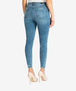 Donna High Rise Ankle Skinny (Feeling Wash) Hover Image