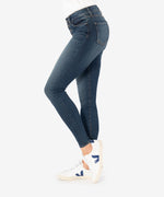 Mia High Rise Slim Fit Skinny (Goodly Wash) Hover Image