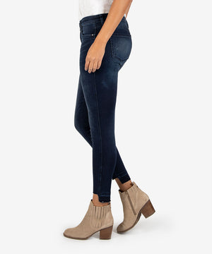 Donna Ankle Skinny (Technique Wash)-New-Kut from the Kloth