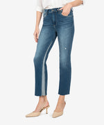Kelsey High Rise Ankle Flare (Endurable Wash) Main Image