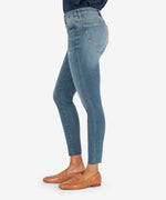 Connie High Rise Ankle Skinny (Eco Friendly - Evolution Wash) Hover Image