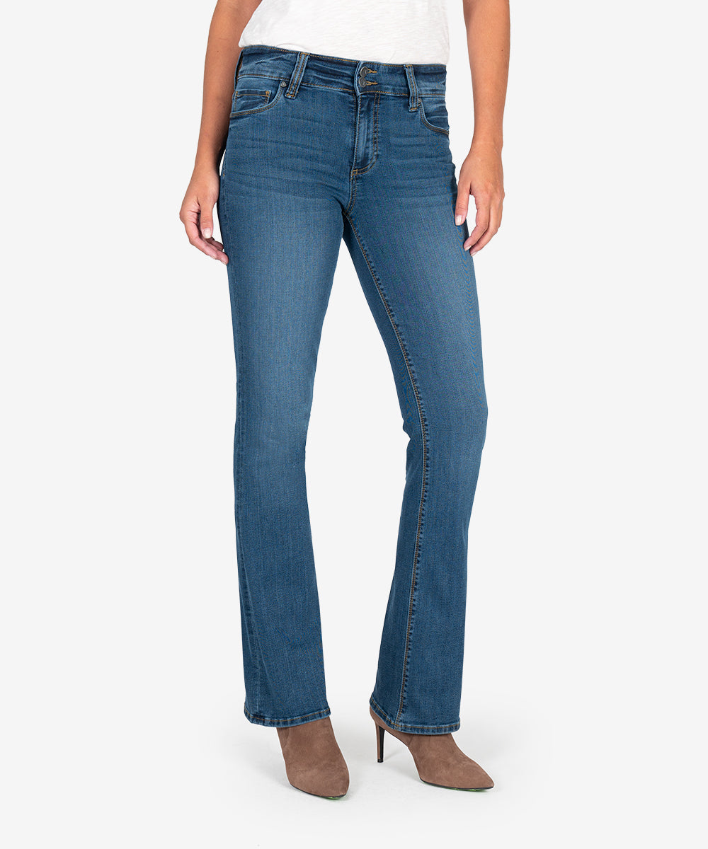 Natalie Bootcut (Question Wash)