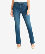 Natalie High Rise Bootcut, Petite (Accurate Wash) Main Image