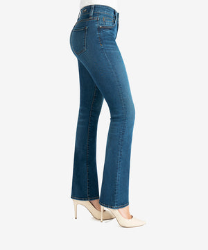 Natalie High Rise Bootcut (Accurate Wash)-New-Kut from the Kloth