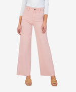 Angela High Rise Gaucho (Rose) Main Image