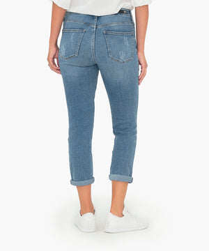 Rachael Mom Jean (Research Wash)-New-Kut from the Kloth
