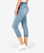 Jennifer High Rise Trouser (Assure Wash) Hover Image