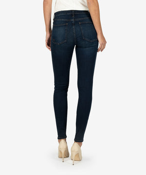 Mia Kurvy High Rise Slim Fit Skinny, Exclusive (Opportunities Wash)-New-Kut from the Kloth