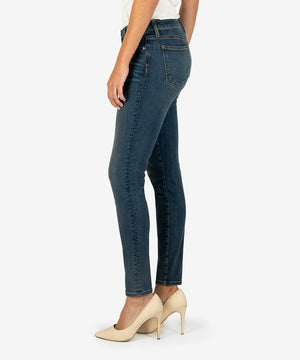 Diana Kurvy Fab Ab Skinny, Exclusive (Strike Wash)-New-Kut from the Kloth