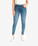 Donna High Rise Ankle Skinny (Aster Wash) Main Image