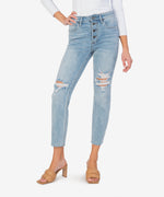 Rachael High Rise Mom Jean (Conceptualize Wash) Main Image