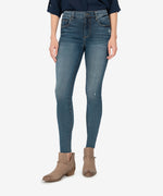 Mia High Rise Slim Fit Skinny (Eco-Friendly Demonstrate Wash) Main Image