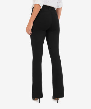 Arianna High Rise Flare (Black)-New-Kut from the Kloth