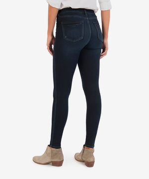 Mia High Rise Fab Ab Slim Fit Skinny (Accepted Wash)-New-Kut from the Kloth