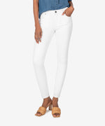 Mia Slim Fit Skinny (White) Main Image