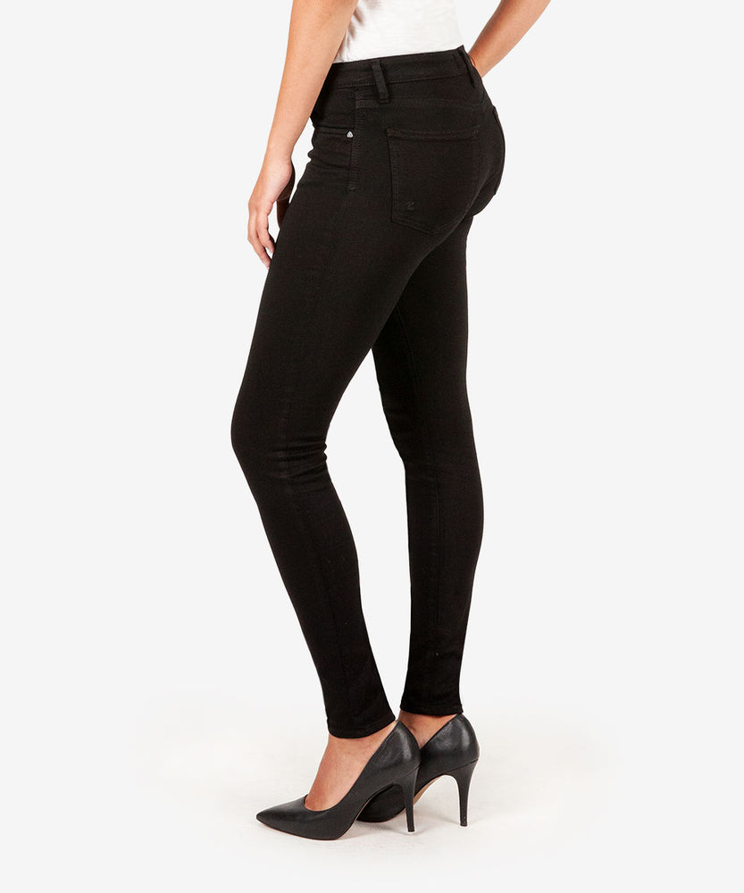 Mia Slim Fit Skinny, Exclusive (Black)-Kut from the Kloth