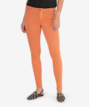 Mia Slim Fit Skinny, Exclusive (Ginger)-New-00-Ginger-Kut from the Kloth