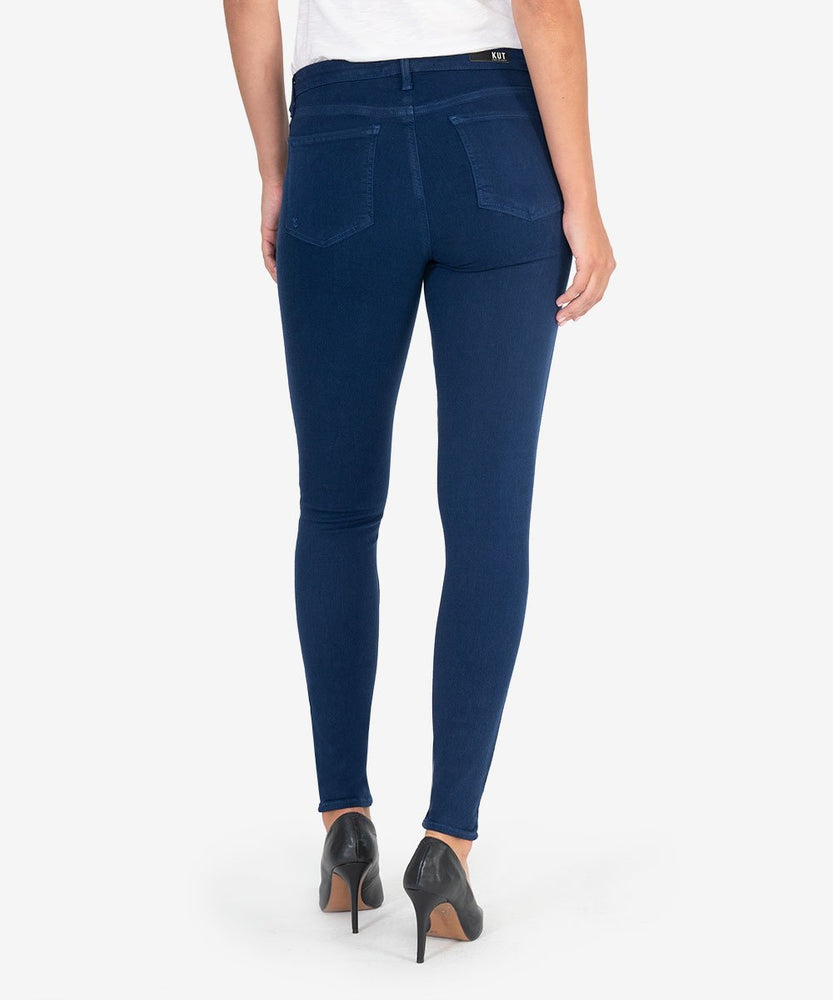Mia Slim Fit Skinny, Exclusive (Navy)-Kut from the Kloth