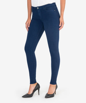 Mia Slim Fit Skinny, Exclusive (Navy)-New-Kut from the Kloth