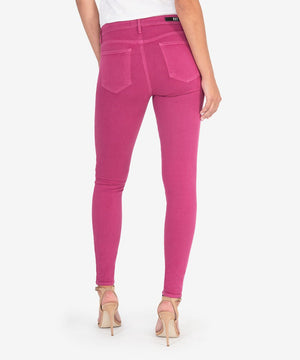 Mia Slim Fit Skinny, Exclusive (Roseberry)-New-Kut from the Kloth
