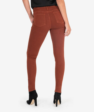 Mia Slim Fit Skinny, Exclusive (Rustic Brown)-New-Kut from the Kloth