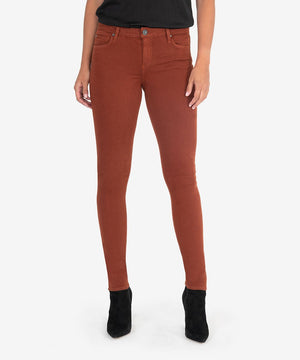 Mia Slim Fit Skinny, Exclusive (Rustic Brown)-New-00-Rustic Brown-Kut from the Kloth