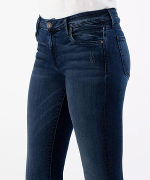 Premium Heritage Mia Slim Fit Skinny (Recycled Poly Fibers - Avalon Wash)-New-Kut from the Kloth