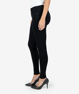 Mia Toothpick Skinny, Exclusive (Black)-New-Kut From the Kloth
