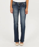 Natalie Bootcut, Long Inseam (Mindsight Wash) Main Image