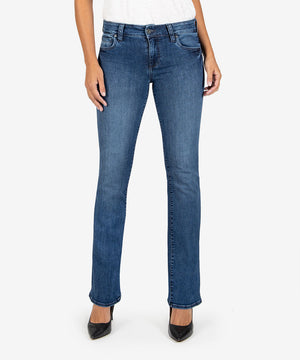 Natalie Bootcut (Doer Wash)-New-Kut from the Kloth