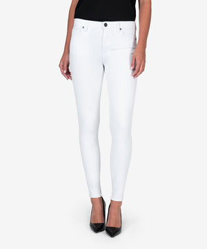 Mia High Rise Slim Fit Skinny (white)-New-Kut from the Kloth