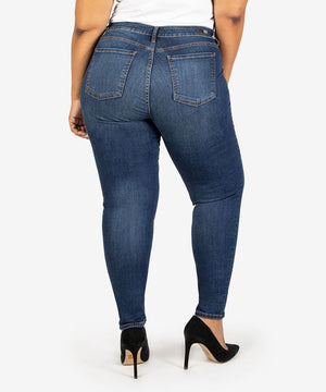 Diana Relaxed Fit Skinny, Plus (Caring Wash)-New-Kut from the Kloth