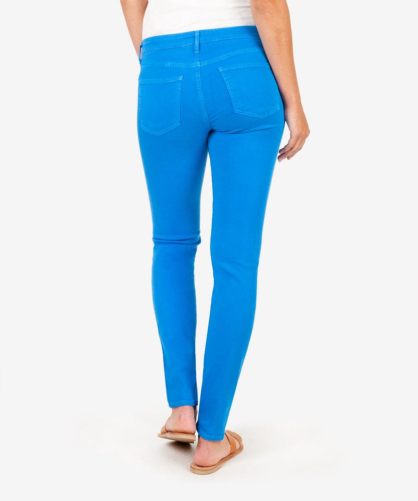 Diana Color Relaxed Fit Skinny, Exclusive (Capri Blue)-Kut from the Kloth