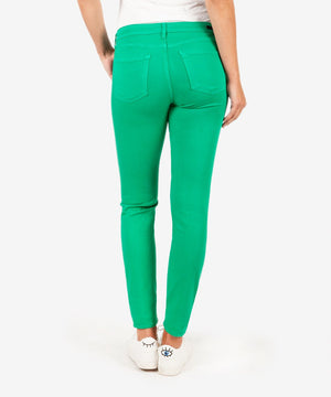 Diana Relaxed Fit Skinny, Exclusive (Kelly Green)-New-Kut from the Kloth