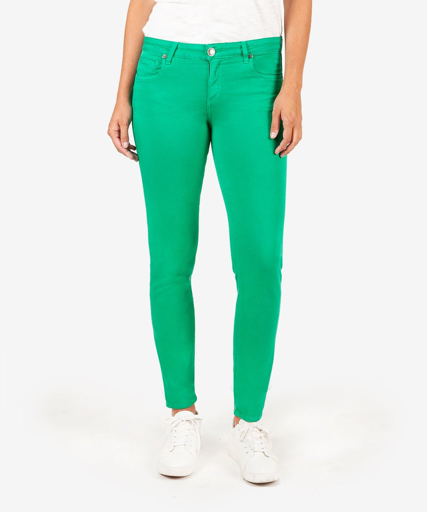 Diana Color Relaxed Fit Skinny, Exclusive (Kelly Green)