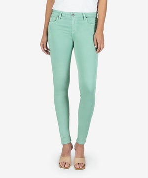 Diana Relaxed Fit Skinny, Exclusive (Pistachio)- Kut From the Kloth