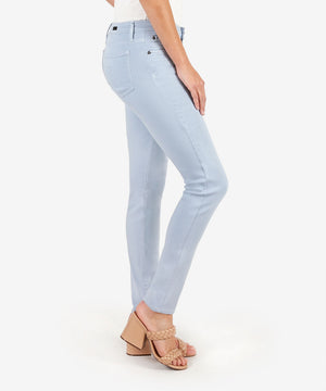 Diana Color Relaxed Fit Skinny, Exclusive (Powder Blue)-Kut from the Kloth