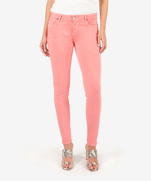 Diana Color Relaxed Fit Skinny, Exclusive (Sugar Coral)