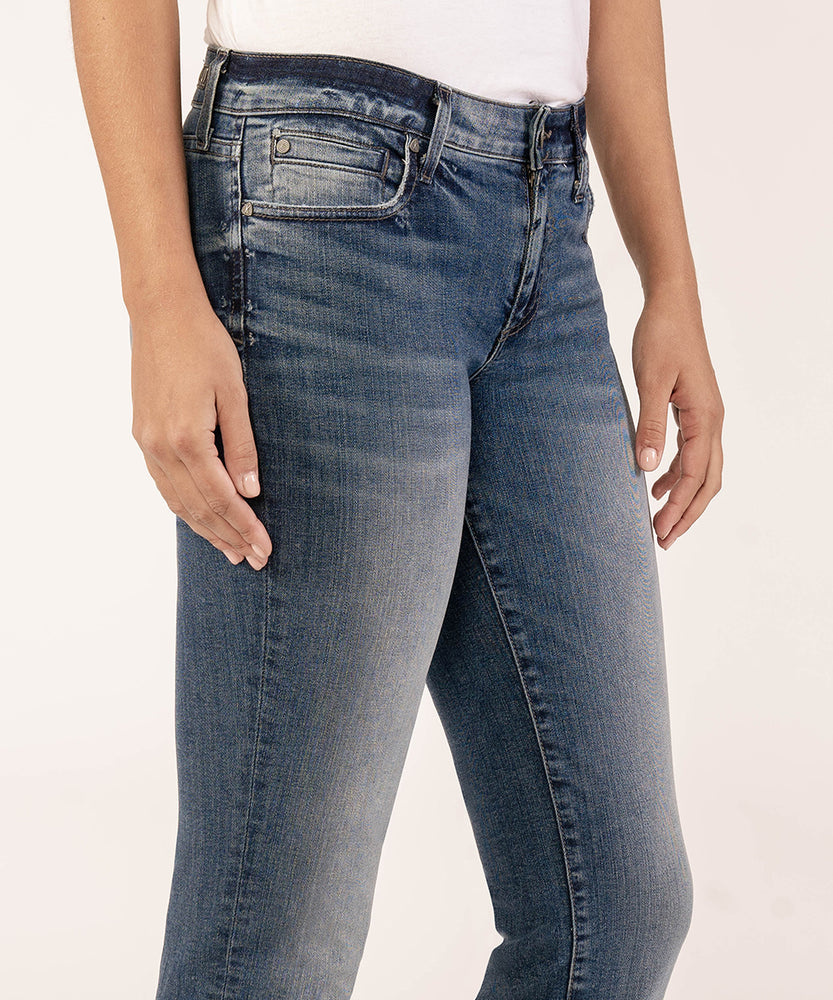 Premium Heritage Diana Relaxed Fit Skinny (Vintage California Wash)-Kut from the Kloth